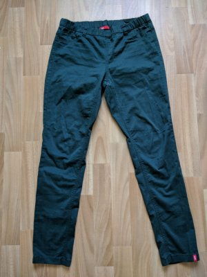 edc by Esprit Jeggings petrol-forest green cotton
