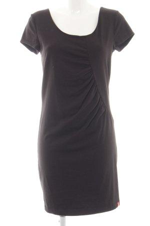 edc Jerseykleid schwarz Business-Look