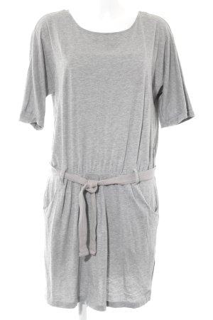 edc Abito jersey grigio chiaro-grigio puntinato stile casual