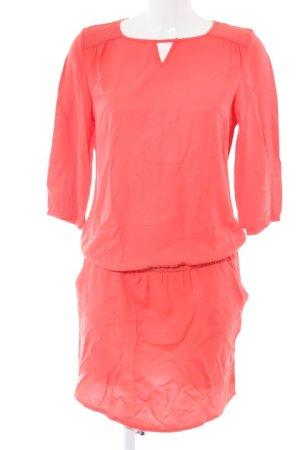 edc Jerseykleid mehrfarbig Casual-Look