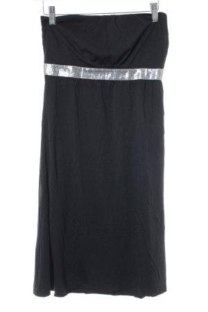 edc Jerseykleid schwarz Party-Look
