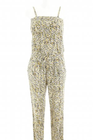 edc Jumpsuit abstraktes Muster Casual-Look
