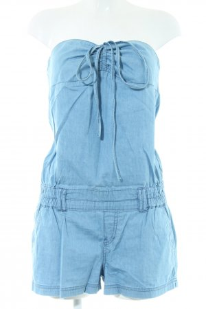 edc Jumpsuit blau Casual-Look