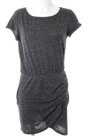 edc Jumpsuit grau-weiß meliert Casual-Look