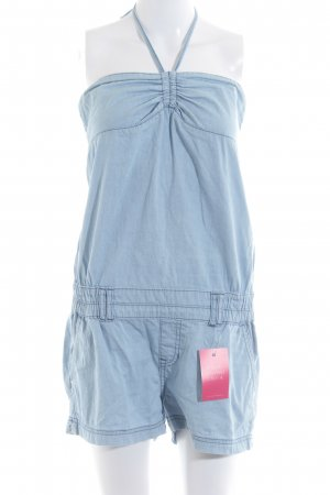 edc Jumpsuit himmelblau Casual-Look