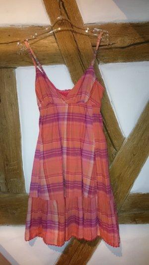edc Kleid Gr. XS/ 34 koralle/ pink