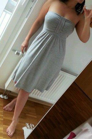 EDC Kleid Größe S Grau Neu