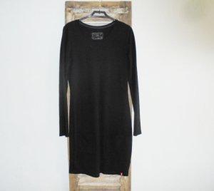 edc Kleid Shirtkleid schwarz  Gr.M