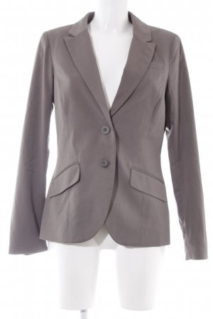 edc Kurz-Blazer grau Business-Look