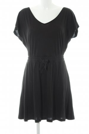 edc Kurzarmkleid schwarz Elegant