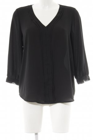 edc Long Sleeve Blouse black business style