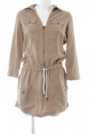 edc Langarmkleid beige Casual-Look