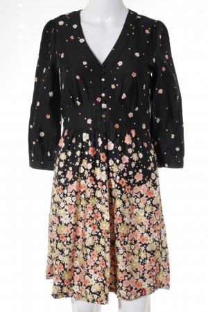 edc Midi Dress flower pattern casual look