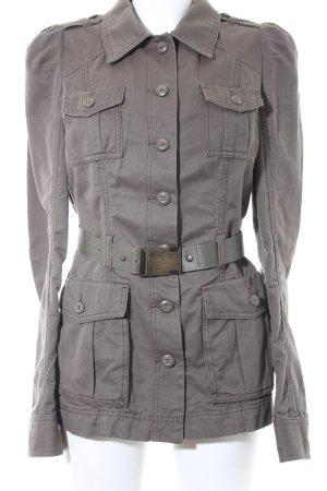 edc Veste militaire gris vert style décontracté