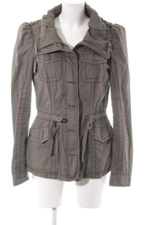 edc Military Jacket green grey military look