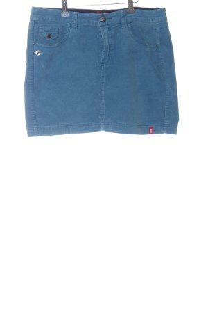 edc Minirock blau Casual-Look