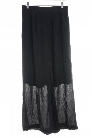 edc Palazzo Pants black casual look