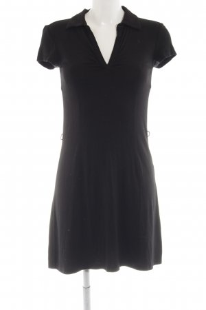 edc Polo Dress black casual look