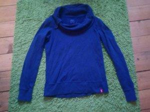 EDC Pullover blau Größe M