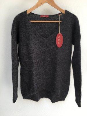 EDC - Pullover mit weitem Ausschnitt (NP 59,99 EUR)