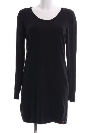 edc Abito maglione nero stile casual