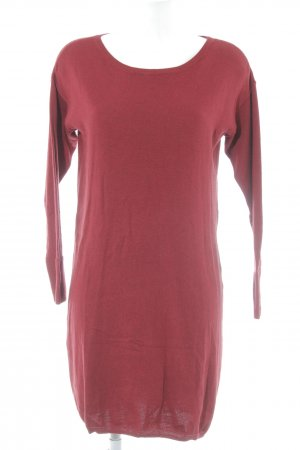 edc Sweater Dress russet casual look