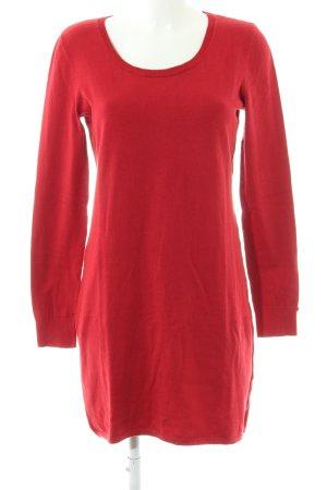 edc Abito maglione rosso elegante