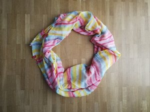 edc Tube Scarf multicolored viscose