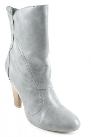 edc Stivaletto slip-on grigio stile casual
