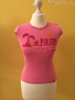 edc Shirt Rosa Gr. xs