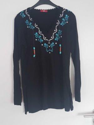 EDC Shirt Tunika XL mit Perlen