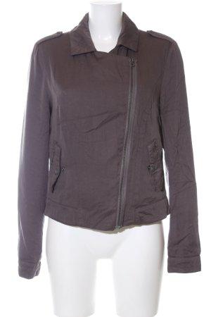 edc Giacca-camicia grigio chiaro stile casual