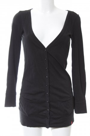 edc Shirt Jacket black casual look
