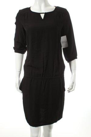 Edc Shirtkleid schwarz Casual-Look