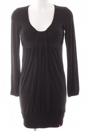 edc Shirt Dress black casual look
