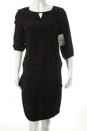 Edc Shirtkleid schwarz Casual-Look