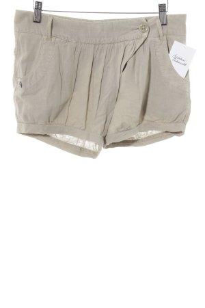 edc Shorts beige simple style