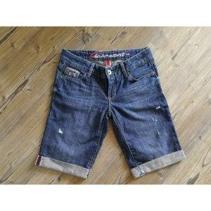 EDC Shorts Dark Wash Größe 26
