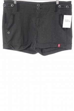 edc Shorts dunkelgrau Casual-Look