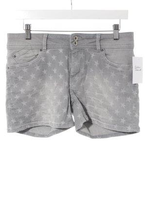 edc Shorts gris-gris claro degradado de color look casual