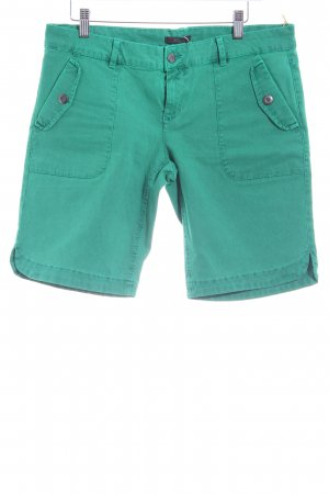 edc Shorts grün Casual-Look