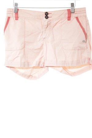 edc Shorts rosso chiaro-albicocca stile casual