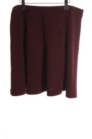 edc Skater Skirt red allover print casual look