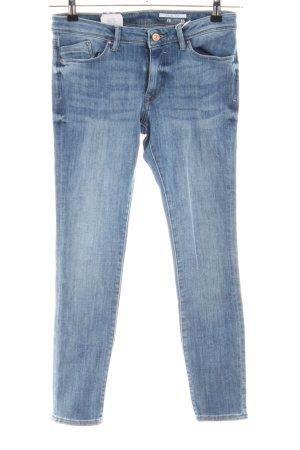 edc Skinny Jeans blau Casual-Look