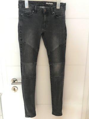 edc by Esprit Jeans da motociclista grigio