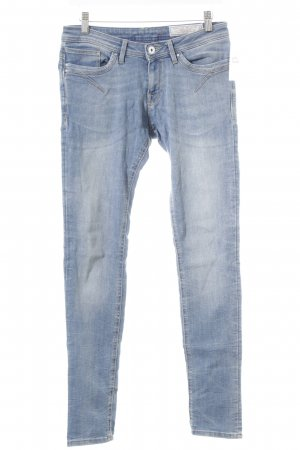 edc Skinny jeans azuur casual uitstraling