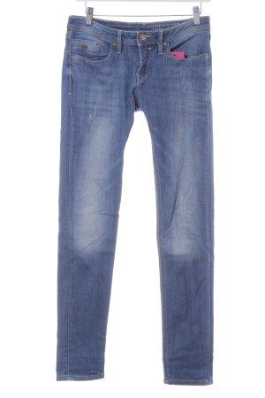 edc Skinny Jeans kornblumenblau Casual-Look