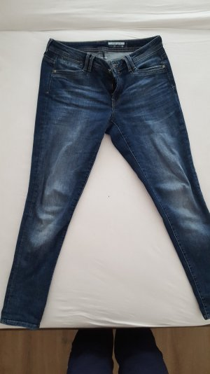 edc Slim Fit Jeans in blau