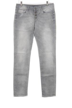 edc Jeans slim fit grigio chiaro stile casual