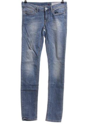edc Jeans slim bleu style décontracté